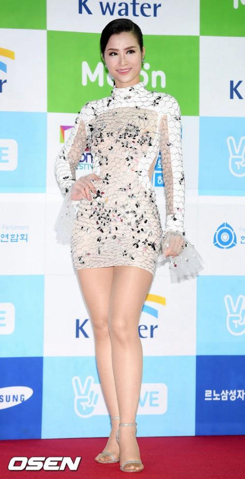 Đông Nhi được báo Hàn khen ngợi hết lời tại Asia Song Festival 2017 - Ảnh 6.