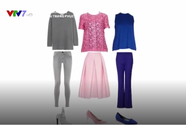 Phối màu quần áo cực chuẩn theo bánh xe màu sắc - Ảnh 2.