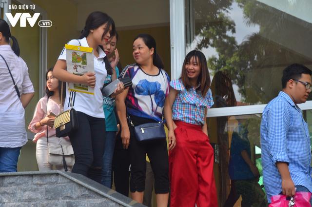 Nhiều trường Đại học chào đón tân sinh viên nhập học - Ảnh 6.