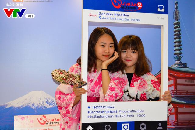 Sắc màu Nhật Bản 2: Thắt chặt tình cảm giữa người dân Việt Nam và Nhật Bản - Ảnh 9.