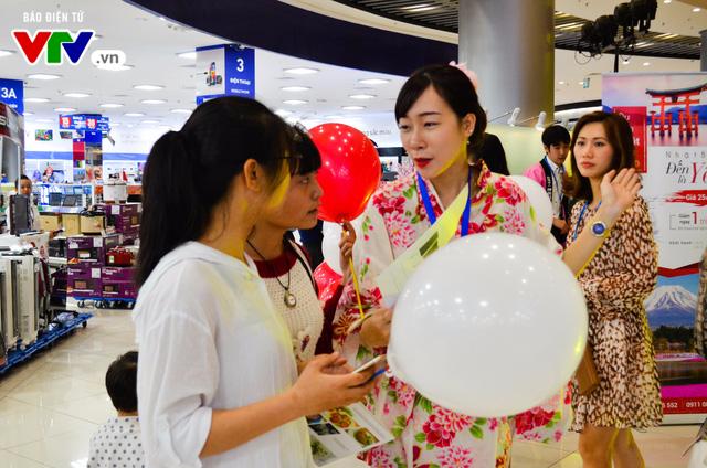 Sắc màu Nhật Bản 2: Thắt chặt tình cảm giữa người dân Việt Nam và Nhật Bản - Ảnh 11.