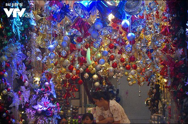 Những địa điểm đón giáng sinh lý tưởng tại Hà Nội