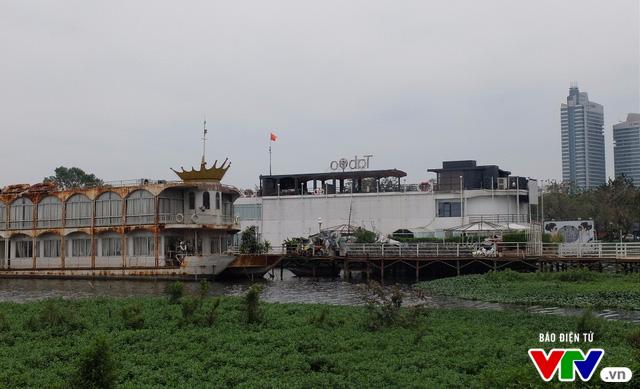 Tháo dỡ công trình vi phạm khu vực bến thủy, nhà thuyền Hồ Tây trước 16h ngày 9/2 - Ảnh 7.