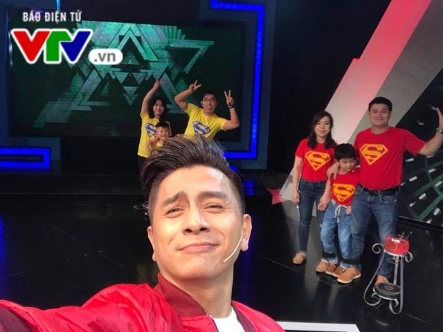 Gameshow Gia đình siêu nhân (21h15, Chủ nhật, 07/01/2018 trên VTV8) - Ảnh 5.