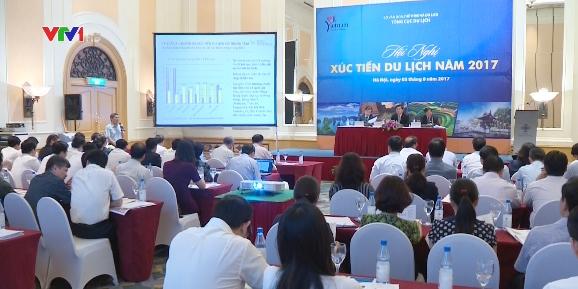 Hội nghị xúc tiến Du lịch 2017: Đề xuất nhiều biện pháp tăng trưởng khách quốc tế - Ảnh 1.