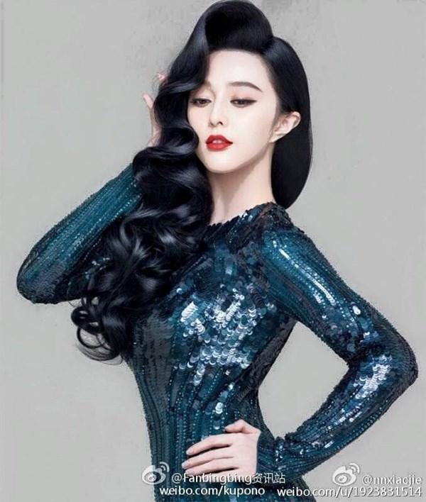 Phạm Băng Băng đứng thứ 2 trong Top 100 mỹ nhân đẹp nhất thế giới 2016 - Ảnh 1.