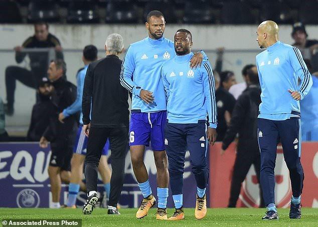 Nhận án treo giò 7 tháng, Patrice Evra bị Marseille thanh lý hợp đồng - Ảnh 4.