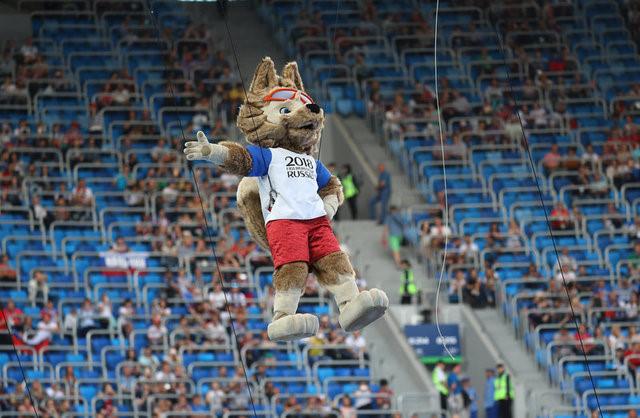 Chùm ảnh: Ấn tượng lễ khai mạc Cúp Liên đoàn các châu lục 2017 - Ảnh 6.