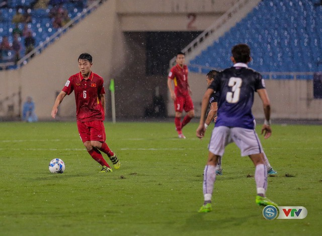 Công bố danh sách tập trung ĐT Việt Nam chuẩn bị thi đấu với ĐT Afghanistan - Ảnh 1.