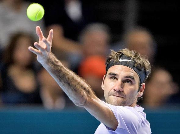 Thắng nhàn Goffin, Federer thẳng tiến vào chung kết Basel mở rộng 2017 - Ảnh 2.