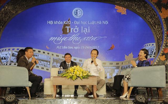Hơn 1.000 cựu sinh viên Khóa 20 Đại học Luật Hà Nội hội ngộ - Ảnh 3.