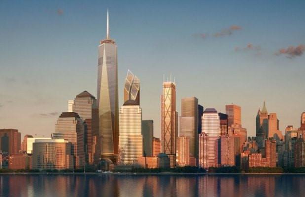 Chiêm ngưỡng những tòa nhà chọc trời cao nhất thế giới - Ảnh 7.