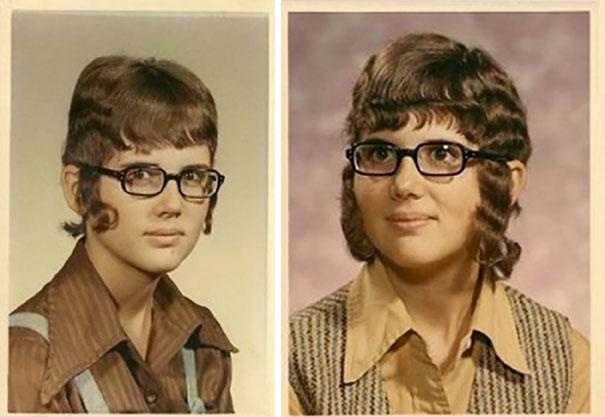 Nếu từng để những kiểu tóc này, chắc bạn chỉ muốn... độn thổ - Ảnh 1.
