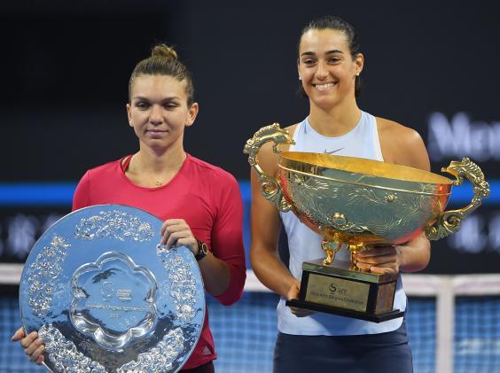 Đánh bại Simona Halep, Caroline Garcia lên ngôi vô địch Trung Quốc mở rộng 2017 - Ảnh 1.