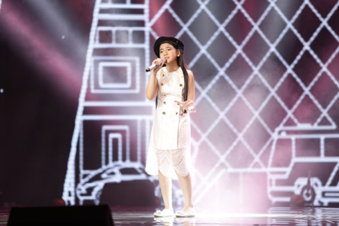 Nhìn lại top 15 thí sinh xuất sắc nhất của Giọng hát Việt nhí 2017 - Ảnh 5.