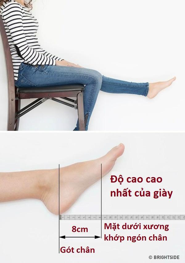 Mẹo chọn giày cao gót mà không sợ đau chân - Ảnh 3.