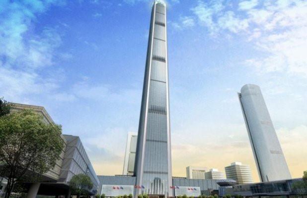 Chiêm ngưỡng những tòa nhà chọc trời cao nhất thế giới - Ảnh 6.