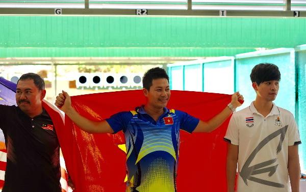 Điểm lại 12 tấm HCV của Đoàn Thể thao Việt Nam tại SEA Games 29 ngày 23/8 - Ảnh 7.