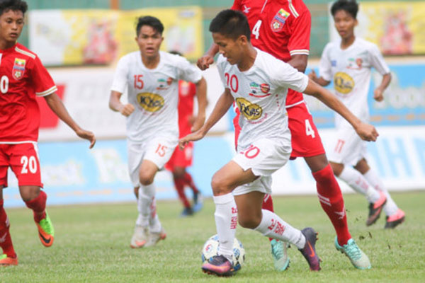 U19 Quốc tế 2017: U19 Gwangju giành suất còn lại dự chung kết - Ảnh 1.