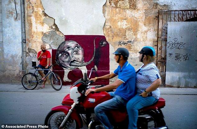 Nghệ thuật đường phố của Cuba - Ảnh 2.