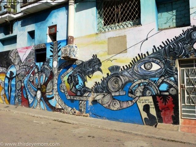 Nghệ thuật đường phố của Cuba - Ảnh 12.