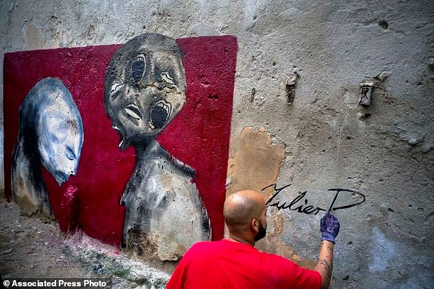 Nghệ thuật đường phố của Cuba - Ảnh 4.