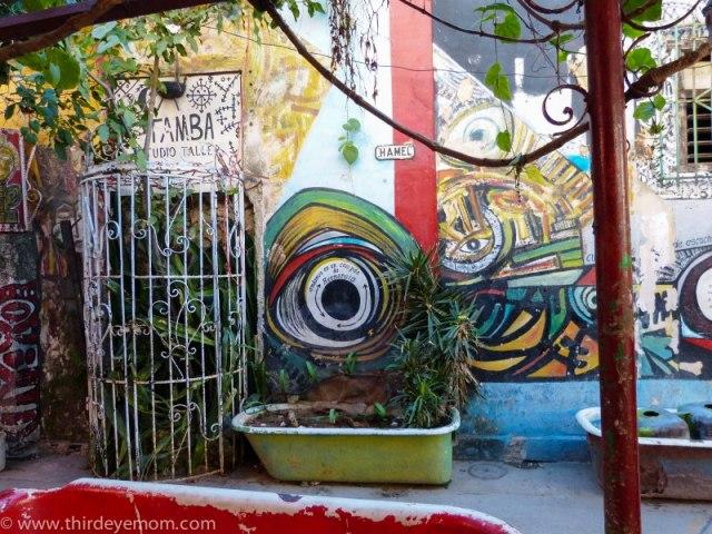Nghệ thuật đường phố của Cuba - Ảnh 9.