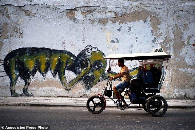 Nghệ thuật đường phố của Cuba - Ảnh 5.