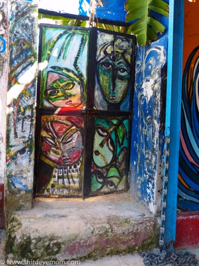 Nghệ thuật đường phố của Cuba - Ảnh 13.