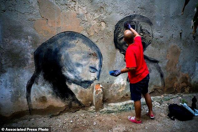 Nghệ thuật đường phố của Cuba - Ảnh 3.