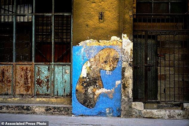 Nghệ thuật đường phố của Cuba - Ảnh 1.