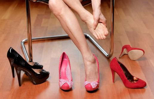 Mẹo giúp cô nàng hợp tác thành công với giày cao gót - ảnh 1