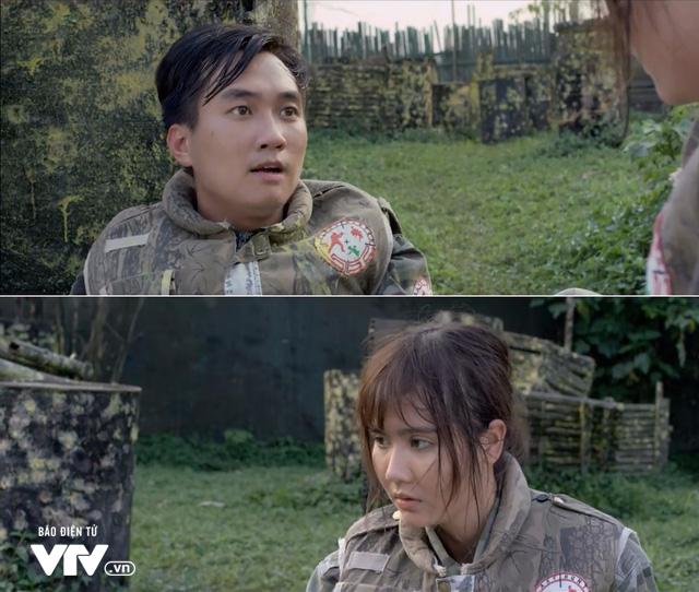 Ngược chiều nước mắt - Tập 9: Châu (Trang Cherry) bị cảnh cáo vì cố tình tán tỉnh Sơn (Hà Việt Dũng) - Ảnh 4.