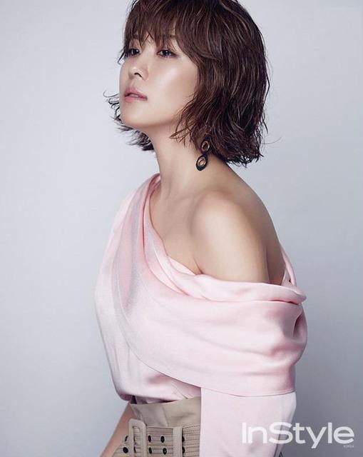 Ha Ji Won đọ tóc ngắn trẻ trung với nàng Kim Sam Soon - Ảnh 6.