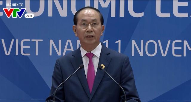APEC 2017: Thông qua Tuyên bố Đà Nẵng Tạo động lực mới, cùng vun đắp tương lai chung - Ảnh 2.