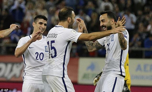 Kết quả bóng đá quốc tế rạng sáng 11/10: ĐT Bồ Đào Nha vào thẳng VCK, ĐT Hà Lan làm khán giả tại World Cup 2018 - Ảnh 11.