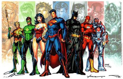 Hành trình của Justice League từ truyện lên phim ảnh - Ảnh 1.