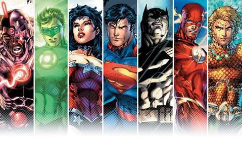 Hành trình của Justice League từ truyện lên phim ảnh - Ảnh 2.