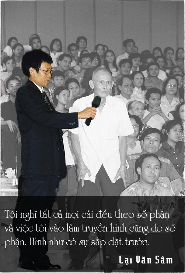 MC, Nhà báo Lại Văn Sâm: Truyền hình cho tôi tất cả - Ảnh 8.