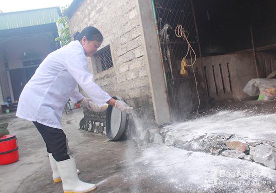 Xuất hiện thêm ổ dịch lở mồm long móng tại Nghệ An - Ảnh 2.