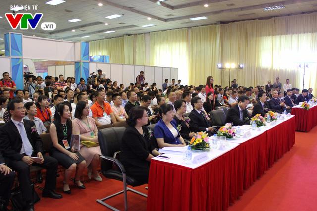 Triển lãm sản phẩm cơ khí - điện tử Việt Nam 2017 - Ảnh 2.