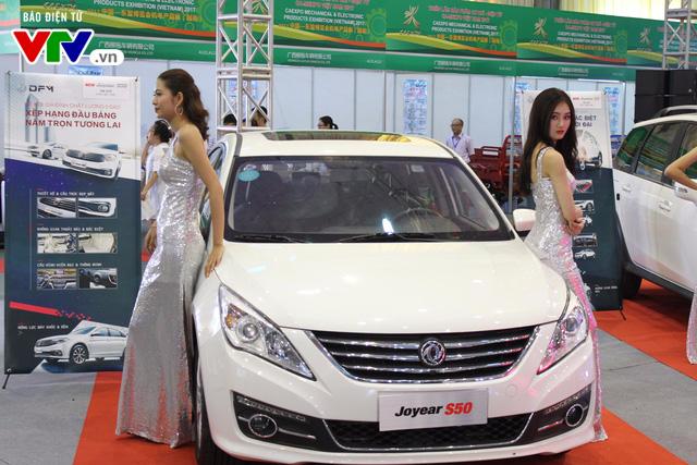 Triển lãm sản phẩm cơ khí - điện tử Việt Nam 2017 - Ảnh 10.