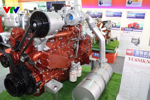 Triển lãm sản phẩm cơ khí - điện tử Việt Nam 2017 - Ảnh 4.