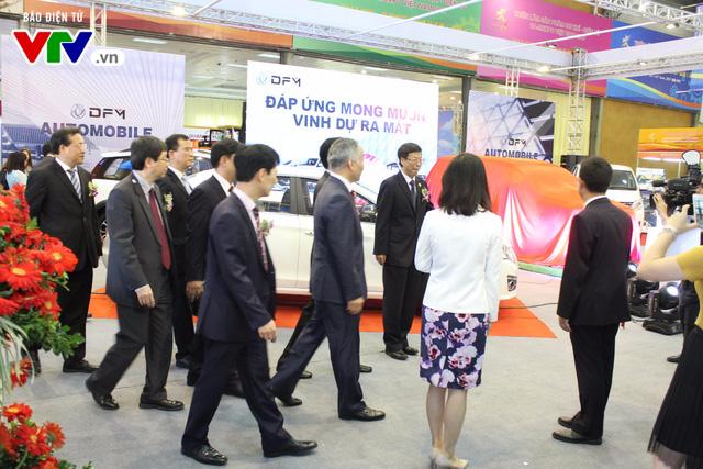 Triển lãm sản phẩm cơ khí - điện tử Việt Nam 2017 - Ảnh 9.