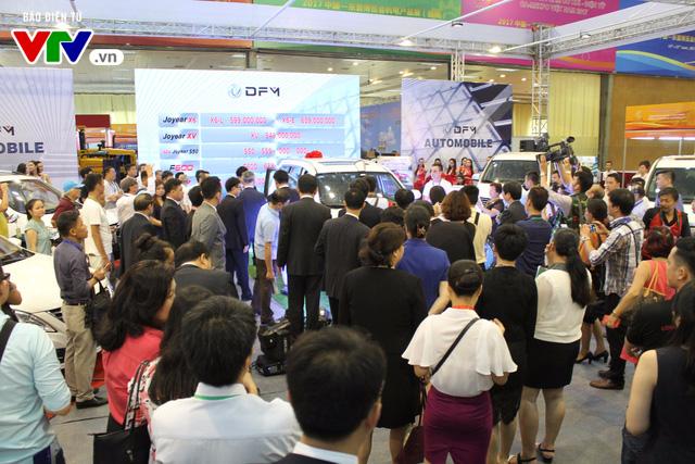 Triển lãm sản phẩm cơ khí - điện tử Việt Nam 2017 - Ảnh 8.