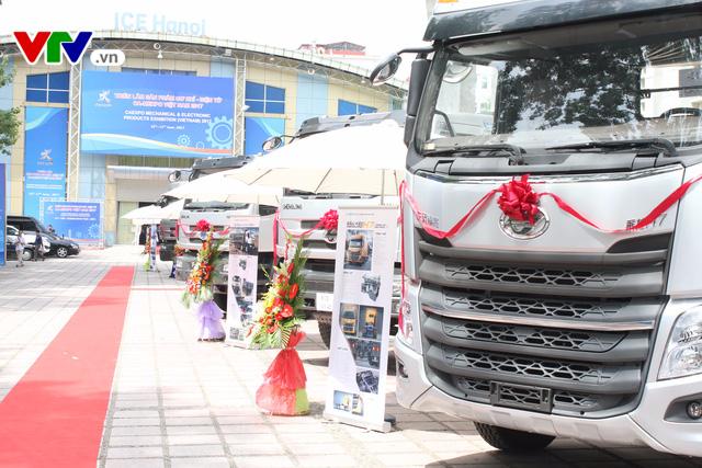 Triển lãm sản phẩm cơ khí - điện tử Việt Nam 2017 - Ảnh 12.