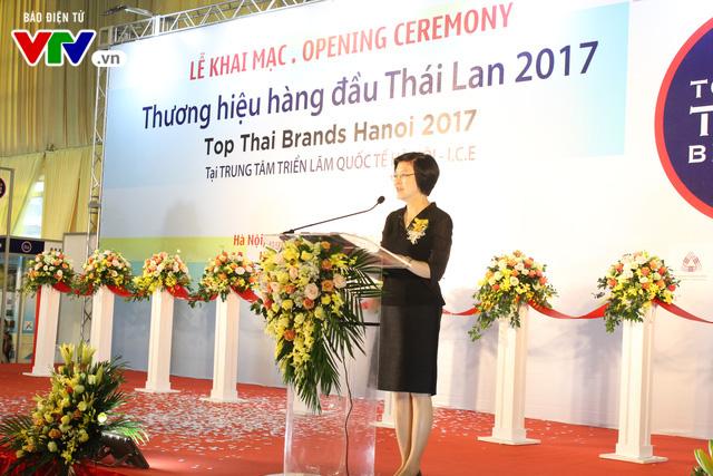 Hội chợ Thương hiệu danh tiếng Thái Lan 2017 ở Hà Nội - Ảnh 2.