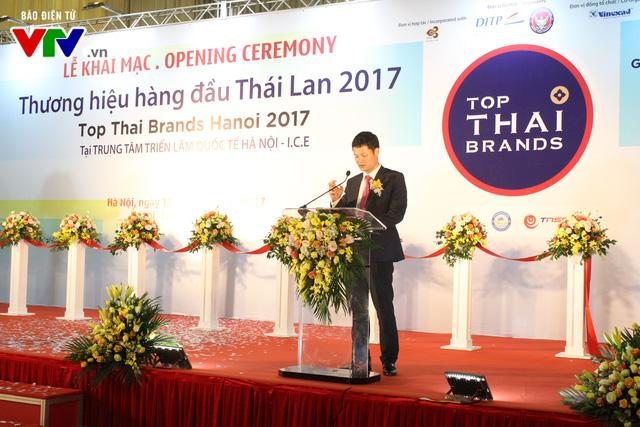 Hội chợ Thương hiệu danh tiếng Thái Lan 2017 ở Hà Nội - Ảnh 1.