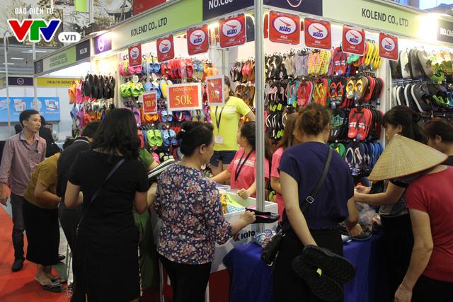 Hội chợ Thương hiệu danh tiếng Thái Lan 2017 ở Hà Nội - Ảnh 4.