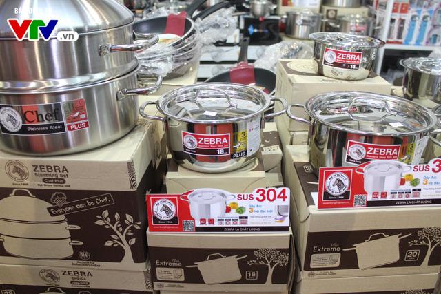Hội chợ Thương hiệu danh tiếng Thái Lan 2017 ở Hà Nội - Ảnh 14.